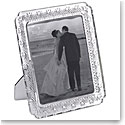 "Waterford Crystal, Wedding Heirloom 8x10"" Picture Frame"