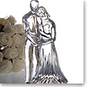 Waterford Crystal Wedding Couple Sculpture