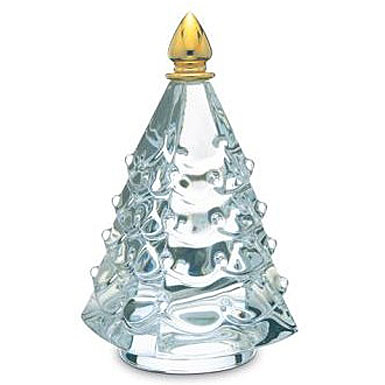Baccarat Christmas Tree Russian, Clear
