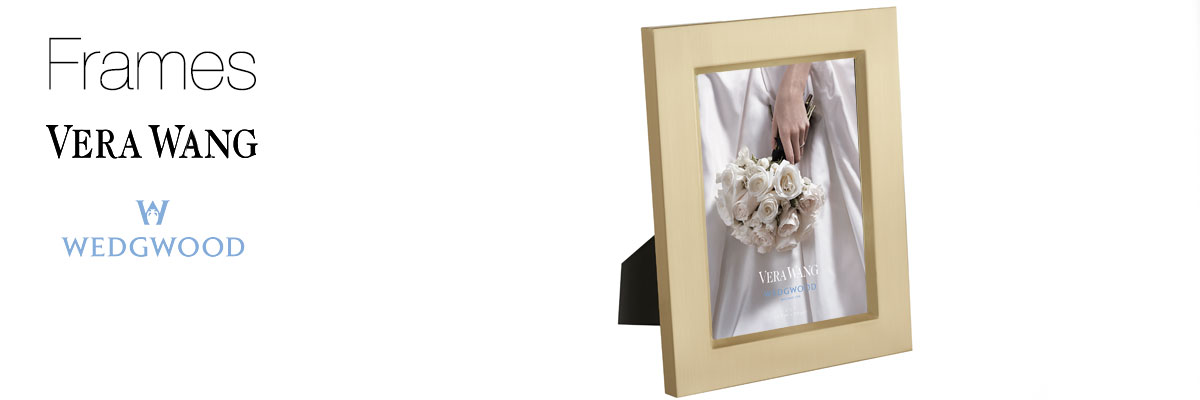 Vera Wang Wedgwood Frame Collection | Cashs of Ireland