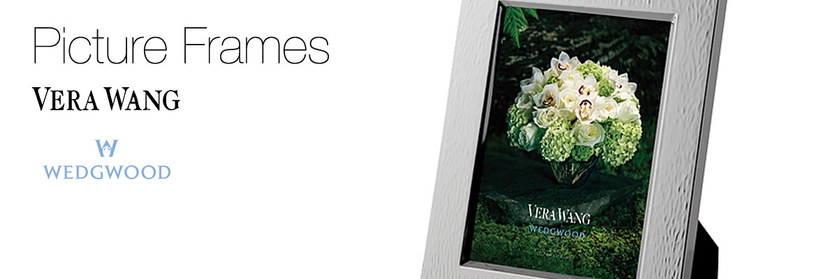 Wedgwood Picture Frame Collection