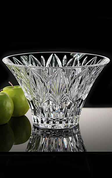 "Waterford Crystal, Westbridge 10"" Crystal Bowl"