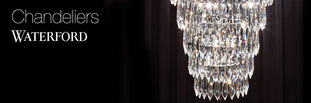 Waterford crystal chandelier collection aloadofball Images