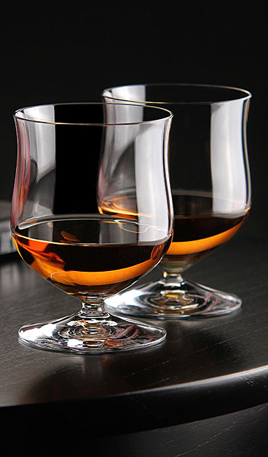 Waterford Crystal, Elegance Single Malt Glass, Pair
