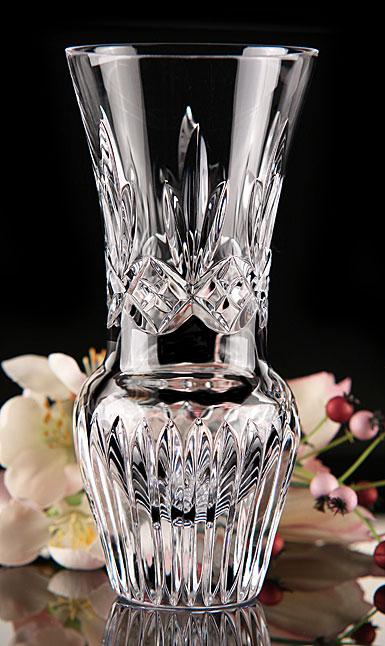 """Waterford Friendship 6"""" Vase"""