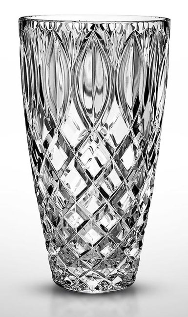 "Waterford Crystal Grant 10"" Vase"