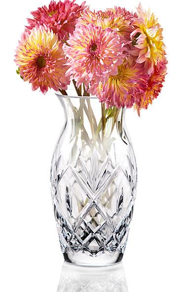 """Waterford Crystal Huntley 6"""" Flower Vase"""