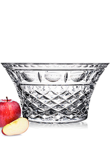 "Waterford Crystal Leonora 10"" Bowl"