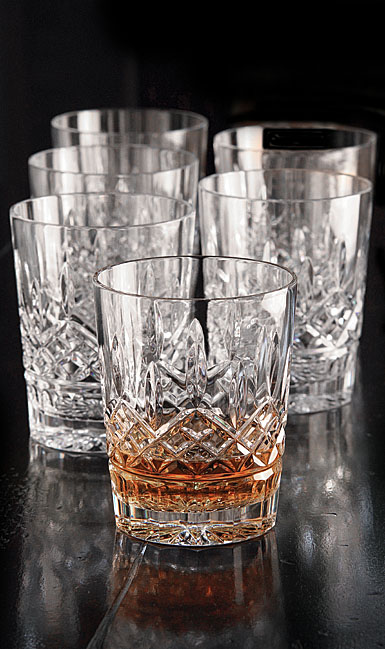 Waterford Crystal, Lismore Crystal DOF Tumbler, Boxed Set 5+1 Free