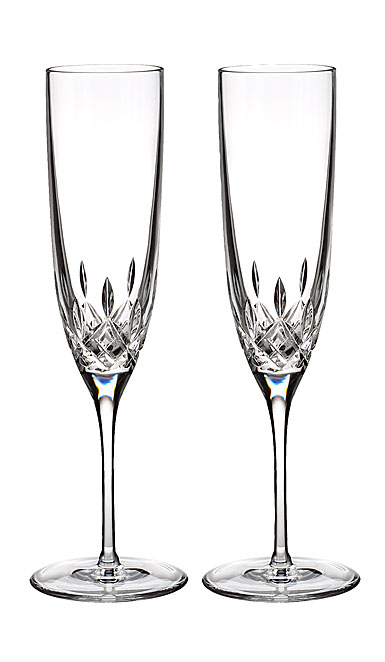 Waterford Crystal, Lismore Encore Champagne Crystal Flute, Single