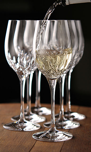 Waterford Lismore Essence White Wine, Boxed Set 5+1 Free