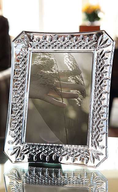 "Waterford Lismore 5x7"" Picture Frame"