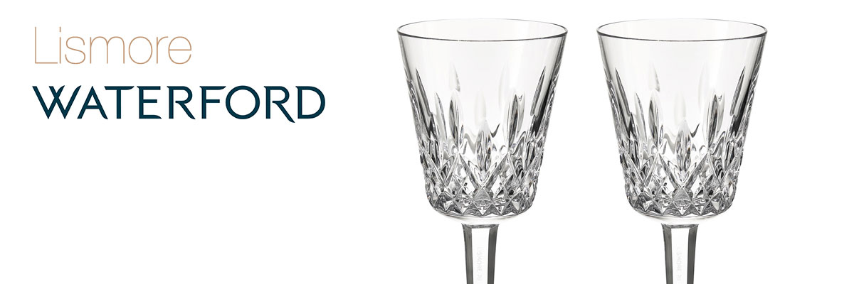 Waterford Crystal Lismore Collection