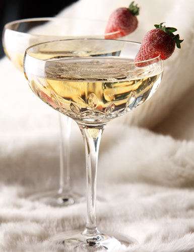 Waterford classic lismore essence saucer champagne - Waterford champagne coupe ...