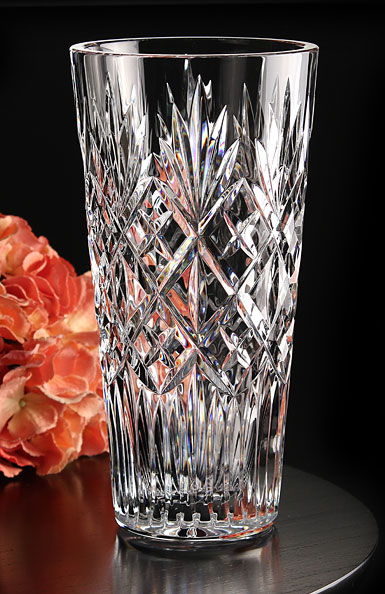 "Waterford Crystal, Northbridge 10"" Crystal Vase"