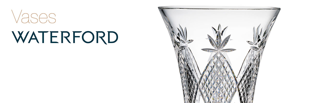 & Waterford Crystal Vase Collection