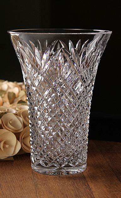 Waterford Jim O Leary Westbury Vase