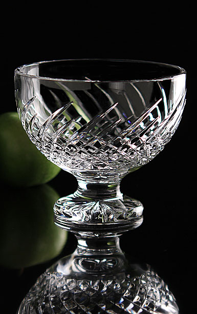 "Waterford Crystal, Wave 5"" Crystal Bowl"