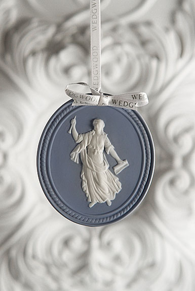 Wedgwood Annual Ornament 2011