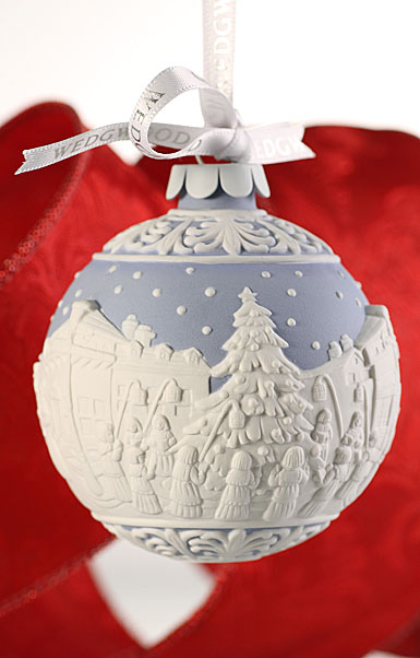 Lalique Christmas Ornament